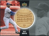 2004 Upper Deck Going Deep Bat #TH Torii Hunter SP /115
