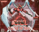 Upper Deck Yu-Gi-Oh Strike of Neos Booster Box