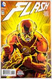 Neal Adams Autographed 11x17 Flash #49 Lithograph