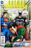 Neal Adams Autographed 11x17 Batman Superman #29 Lithograph