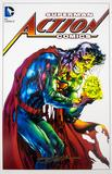 Neal Adams Autographed 11x17 Superman Zombie Lithograph