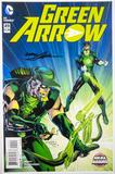Neal Adams Autographed 11x17 Green Arrow #49 Lithograph