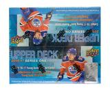 2016/17 Upper Deck Series 1 Hockey 24-Pack Box