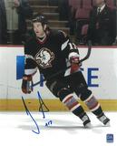 JP Dumont Autographed Buffalo Sabres 8x10 Black Jersey Photo