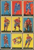 1960/61 Parkhurst Hockey Complete Set (VG)