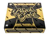 2016 Panini Black Gold Football Hobby 8-Box Case- DACW Live 32 Spot Random Team Break #4