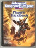 Advanced Dungeons and Dragons Player's Handbook 2nd Edition