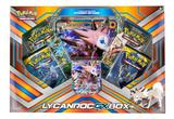 Pokemon Lycanroc GX Box