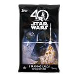 Star Wars 40th Anniversary Hobby Pack (Topps 2017)