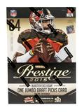 2015 Panini Prestige Football 8-Pack Box