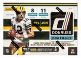 2016 Donruss Football 11-Pack Box