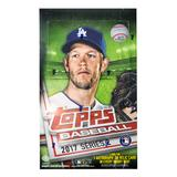 2017 Topps Series 2 Baseball Hobby Box (PLUS 1 Silver Pack!)