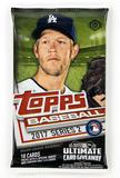 2017 Topps Series 2 Baseball Hobby Pack