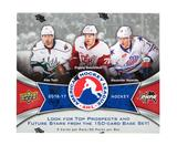 2016/17 Upper Deck AHL Hockey Hobby Box