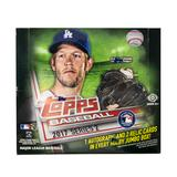 2017 Topps Series 2 Baseball Hobby Jumbo Box (PLUS 2 Silver Packs!)