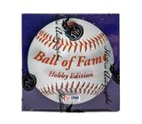 2016 Historic Autograph Ball Of Fame Baseball Hobby Box