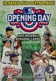 2015 Topps Opening Day Baseball 11-Pack Box