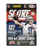 2015 Panini Score Football 11-Pack Box