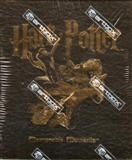 Harry Potter Memorable Moments Hobby Box (2006 Artbox)