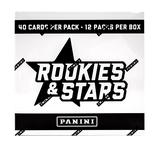 2015 Panini Rookies & Stars Football Value Pack Box