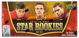2015/16 Upper Deck NHL Star Rookies Hockey Hobby Box