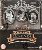 2006/07 Press Pass Legends Basketball Hobby Box