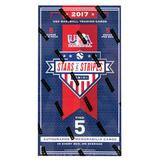 2017 Panini USA Stars & Stripes Baseball Hobby Box