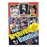 2016 Topps Archives Baseball 8-Pack Box