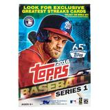 2016 Topps Series 1 Baseball 10-Pack Box