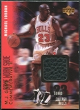 1998 Upper Deck MJx #GC2 Michael Jordan Shoes 29/230