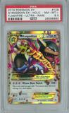 Pokemon XY Flashfire Single M Kangaskhan EX 109/106 Secret Rare PSA 8.5