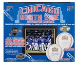 2017 TriStar Chicago North Side Autographed Baseball Hobby Box
