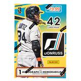 2016 Panini Donruss Baseball 7-Pack Box