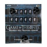 Game Of Thrones Season Six Trading Cards Box (Rittenhouse 2017)