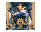 2017 Panini Diamond Kings Baseball Hobby Box