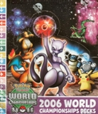 Pokemon 2006 World Championship Deck Box