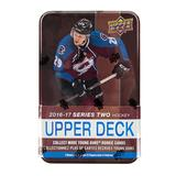 2016/17 Upper Deck Series 2 Hockey Tin (Box)
