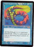 Magic the Gathering Promotional Single Lord of Atlantis Foil (DCI) - SLIGHT PLAY (SP)