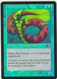 Magic the Gathering Time Spiral Single Lord of Atlantis FOIL