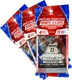 2014/15 Panini Prizm Basketball Super Pack (Lot of 3)