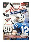 2014 Panini Absolute Football 8-Pack Box