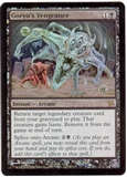 Magic the Gathering Betrayers of Kami Single Goryo's Vengeance FOIL