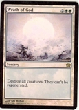 Magic the Gathering 9th Edition Single Wrath of God FOIL