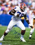 Bruce Smith Autographed Buffalo Bills 11x14 Action Photo