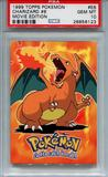 1999 Topps Pokemon Movie Charizard #6 - PSA 10 *26856123*