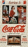 Coca-Cola Series 3 Hobby Box (1994 Collect-A-Card)