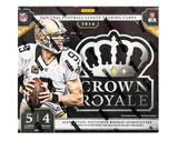 2014 Panini Crown Royale Football 4-Pack Box