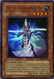 Yu-Gi-Oh Dark Revelation 3 Single Mystic Swordsman LV4 Ultra Rare
