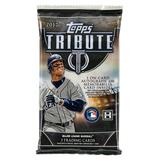 2017 Topps Tribute Baseball Hobby Pack