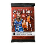 2015/16 Panini Excalibur Basketball Retail Pack